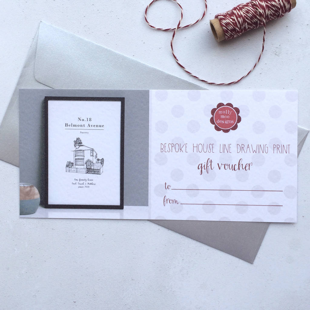 Gutschein Ideen für Hochzeitsgeschenk
