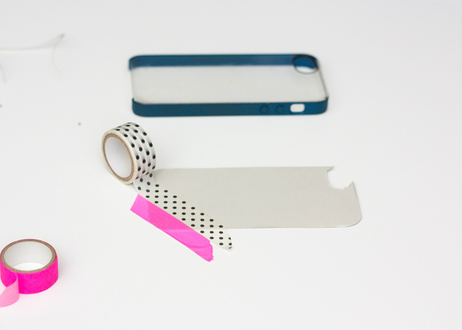 Bunte Smartphone Tasche