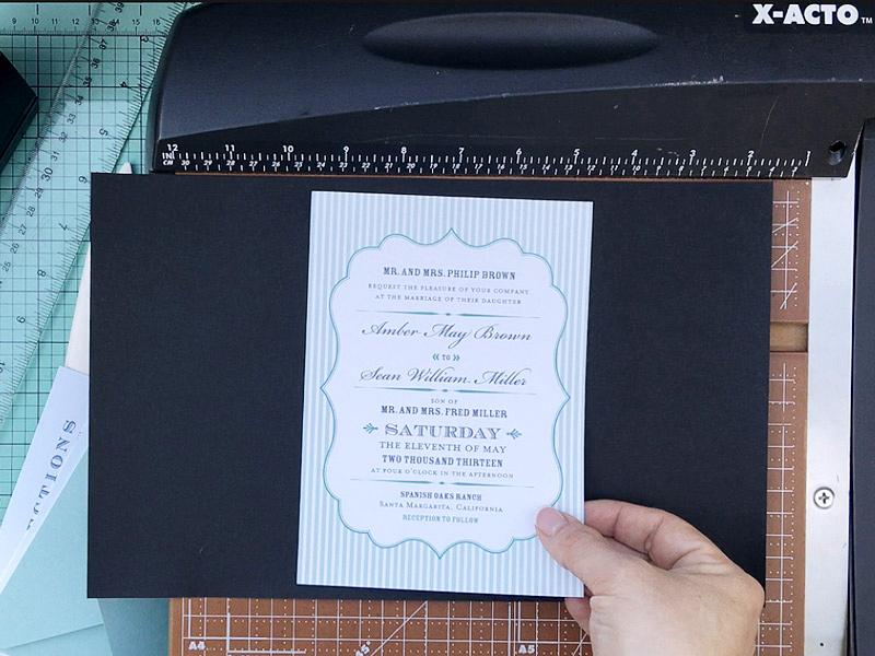 Tolle DIY Ideen fürs Hochzeitskarte Basteln