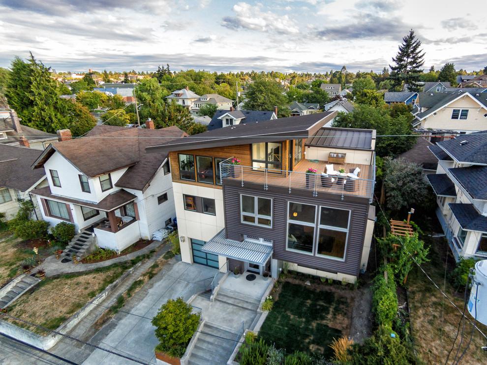 Terrassengestaltung für Ihre moderne Dachterrasse