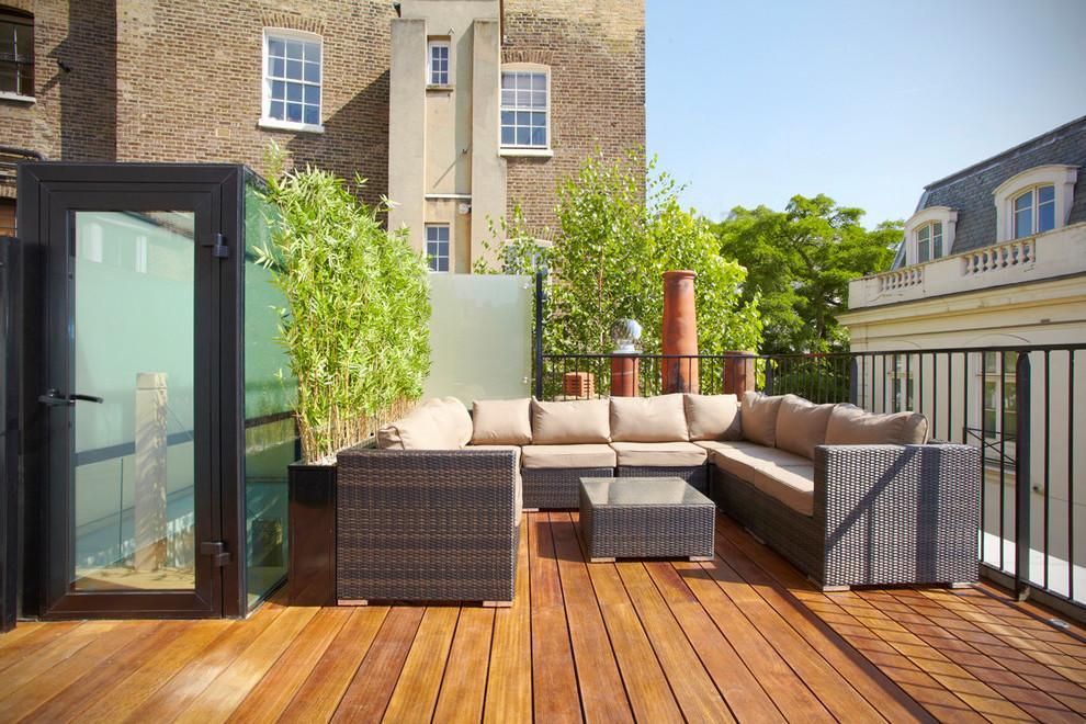 Lesen Sie hier tolle Ideen, wie Sie modern Ihre Terrasse gestalten können