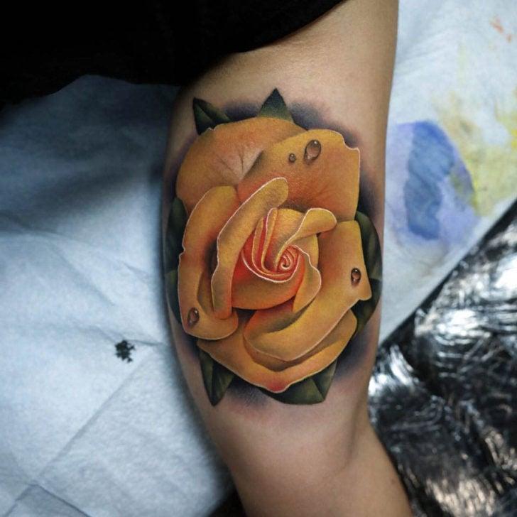 ∗ Gelbe Rose Bedeutung∗
