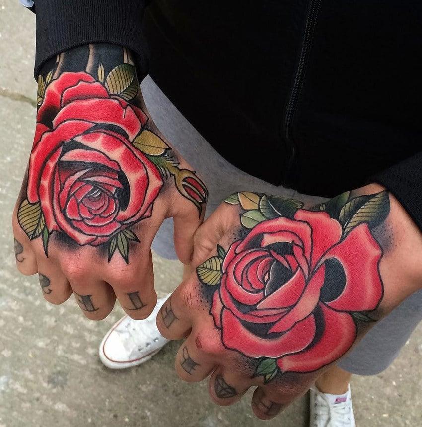 ∗ Rote Rose Bedeutung∗