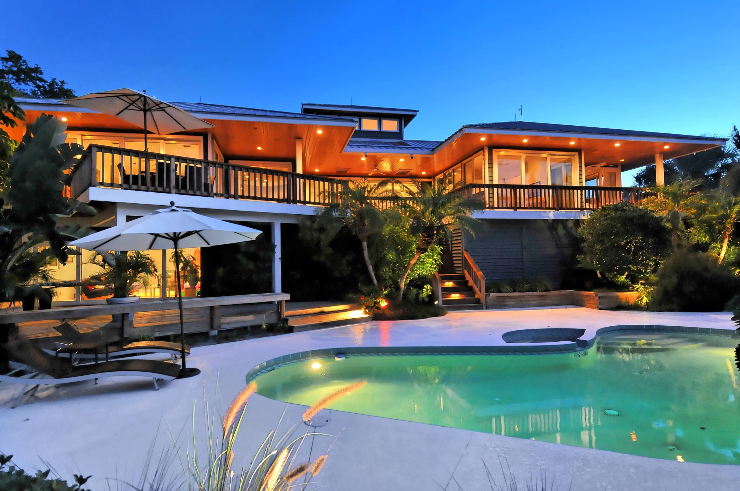 Tipps für Wählen vom Sonnenschirm für Balkon und Terrasse