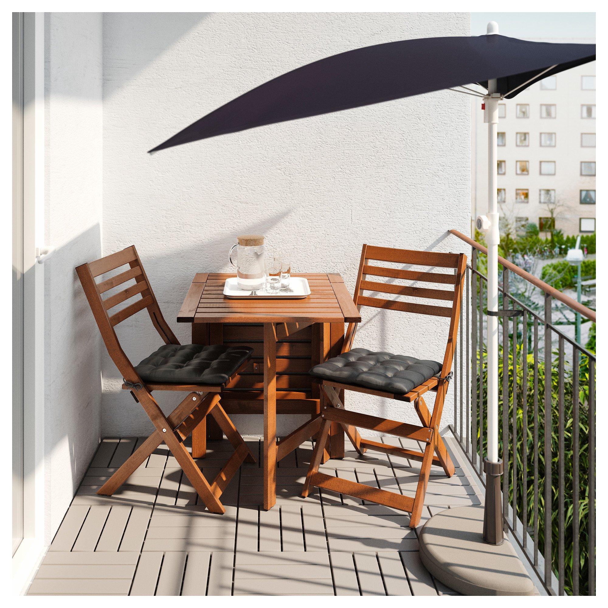 sonnenschirm f r balkon sind sie bereit f r die hei en. Black Bedroom Furniture Sets. Home Design Ideas