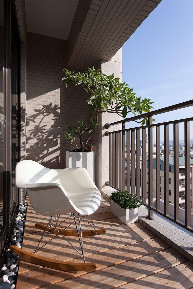 Terrasse oder Balkon neugestalten: So geht's