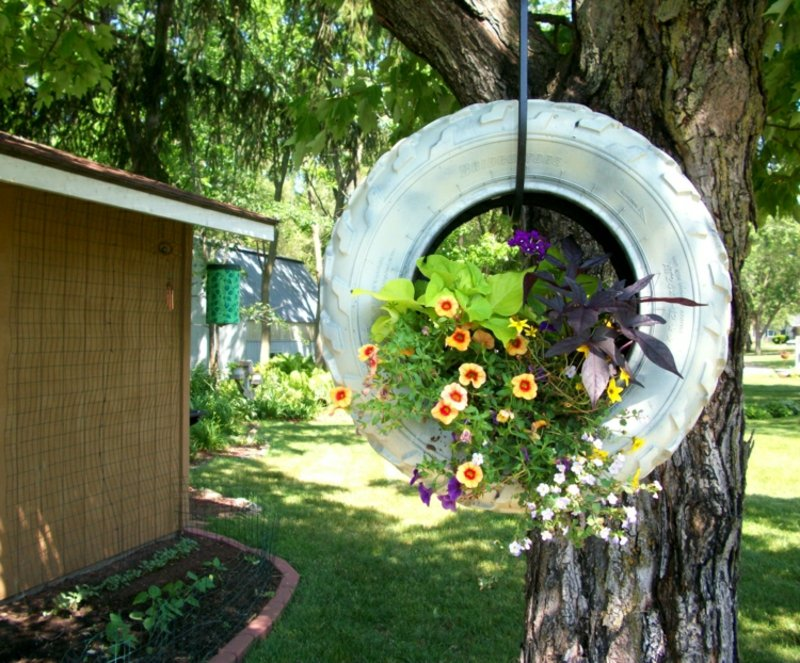 die besten Gartenideen für wenig Geld