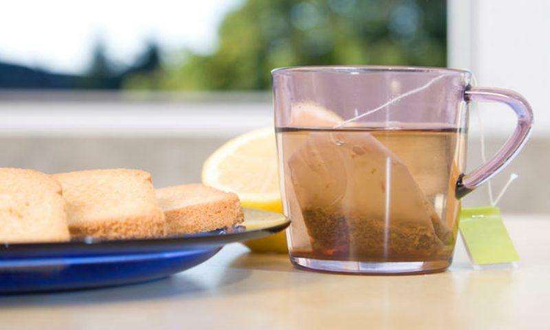 leichte Schonkost Rezepte Tee trinken Magen beruhigen