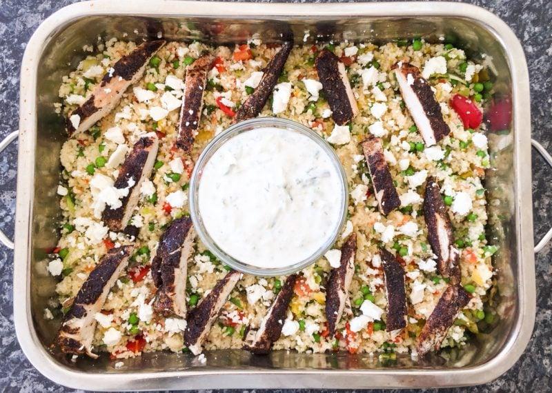 Die 2 Beliebtesten Rezepte Für Den Berühmtesten Couscous Salat Jamie