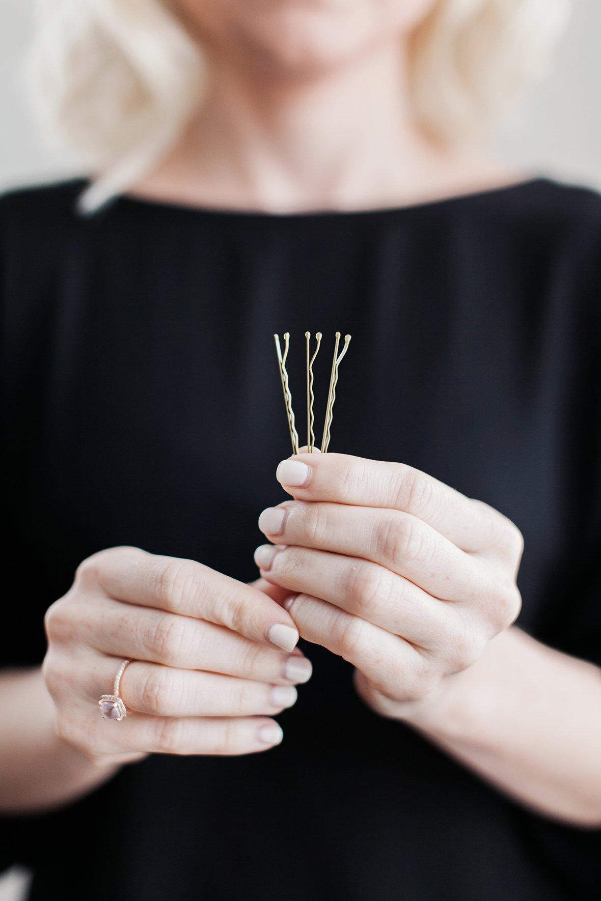 Einfache Flechtfrisuren für Anfänger: Schritt für Schritt einen seitlichen Zopf flechten