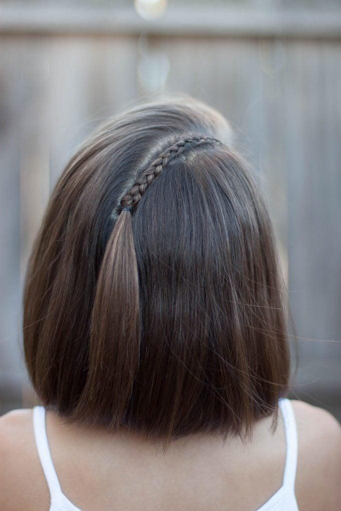 Anleitungen fürs Haare Flechten: Tolle Flechtfrisuren für Kinder