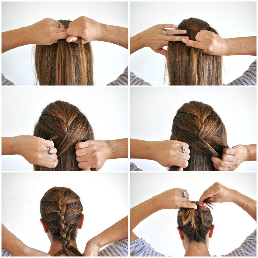 Schulterlange Haare flechten: 9+ kinderleichte Anleitungen für