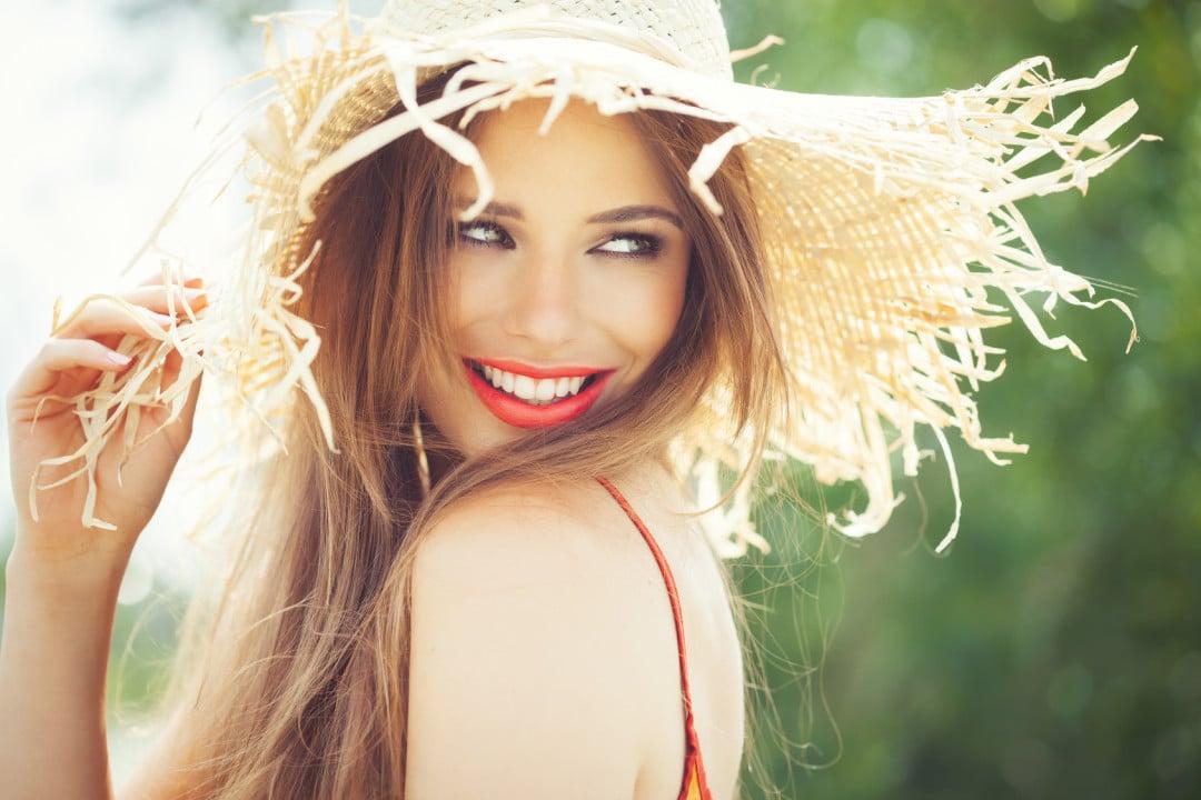 Schonende Haarprodukte für Sommer