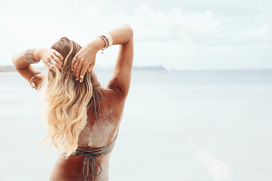 Haarpflege Tipps für Sommer: Für die blonde Haare richtig pflegen