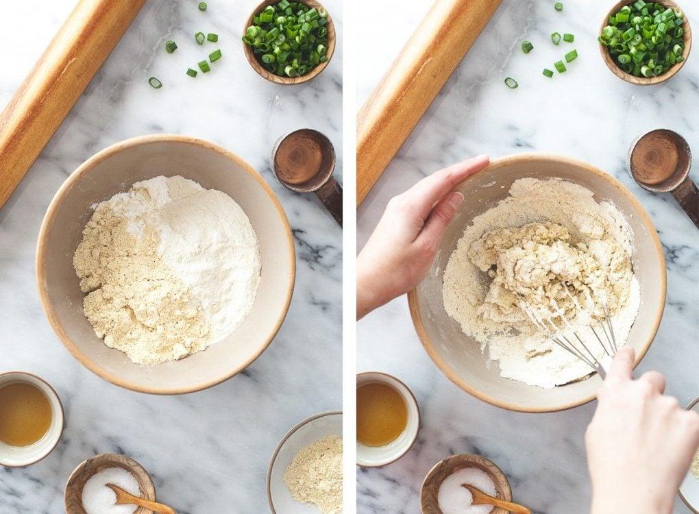 Köstliche Low Carb Rezepte mit Kichererbsenmehl