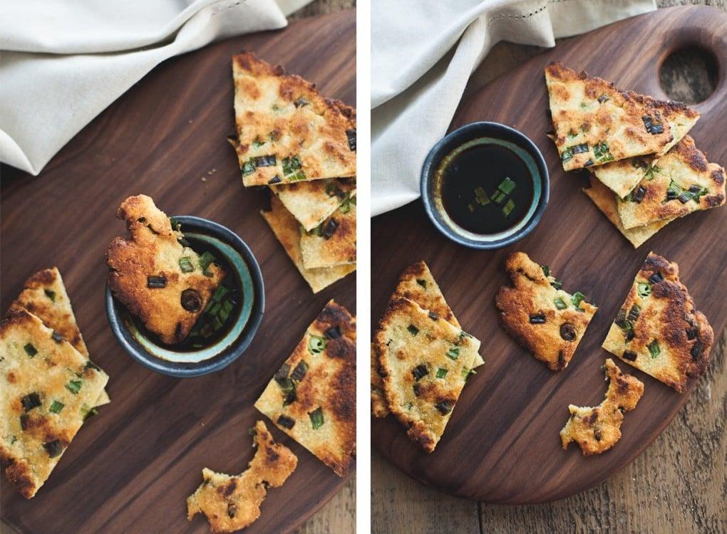 Kichererbsenmehl Rezepte für Vegan Happen