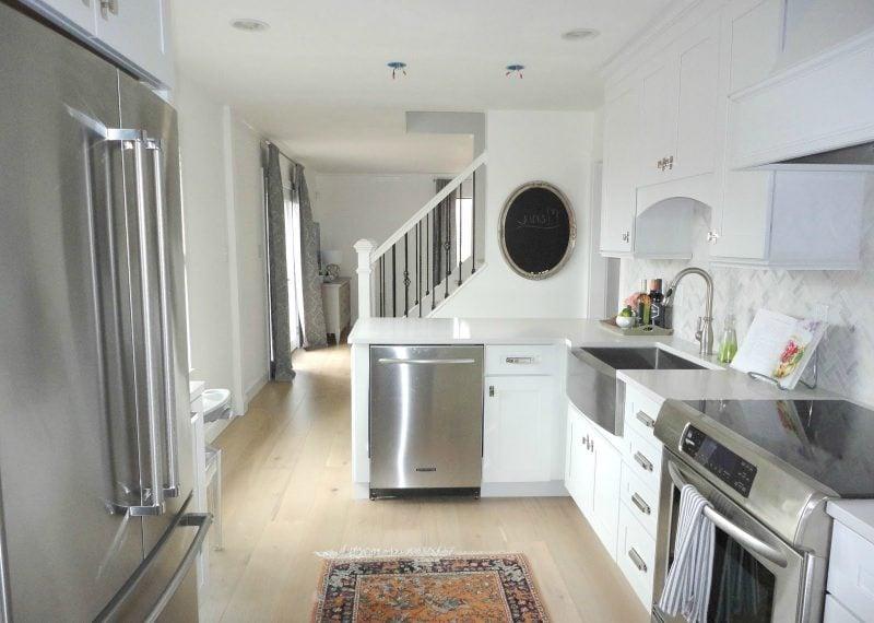 Küchenschränke günstig erneuern: Nachher