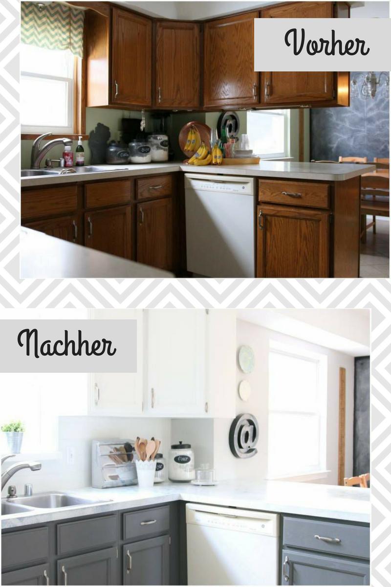 Küchenfronten erneuern: Schafen Sie eine gründliche Veränderung in der Küche mitKüchenfronten Lackieren