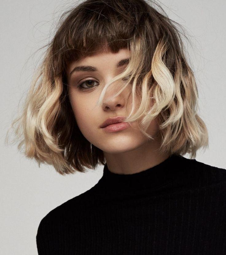 Die Kurzhaarfrisuren 2018: Ein Blick in die Vergangenheit - der Pagenkopf Haarschnitt