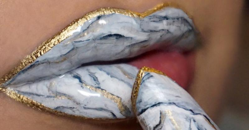 Marbel Lippenstift