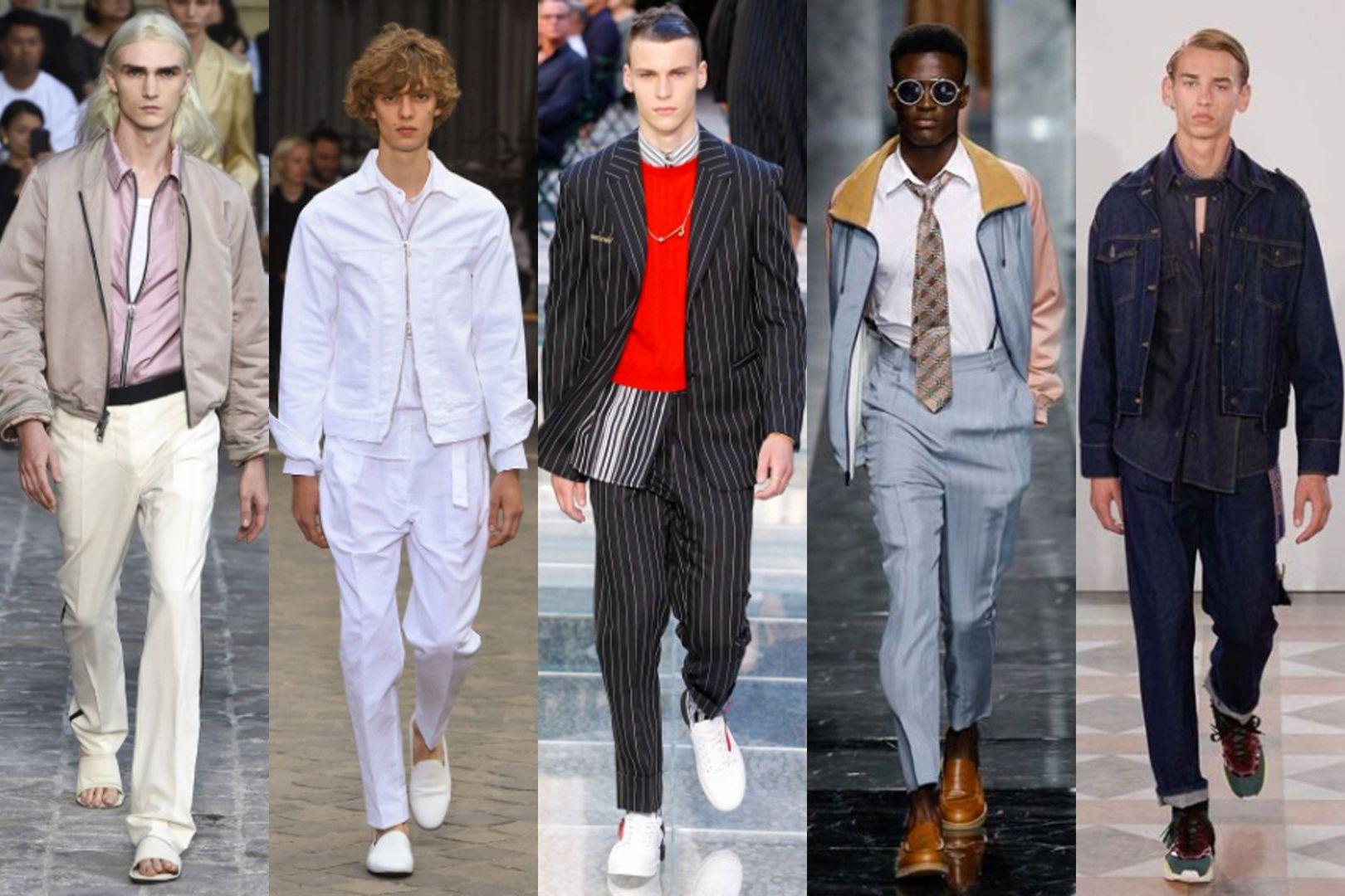 Fashion Trends bei Männer Anzüge