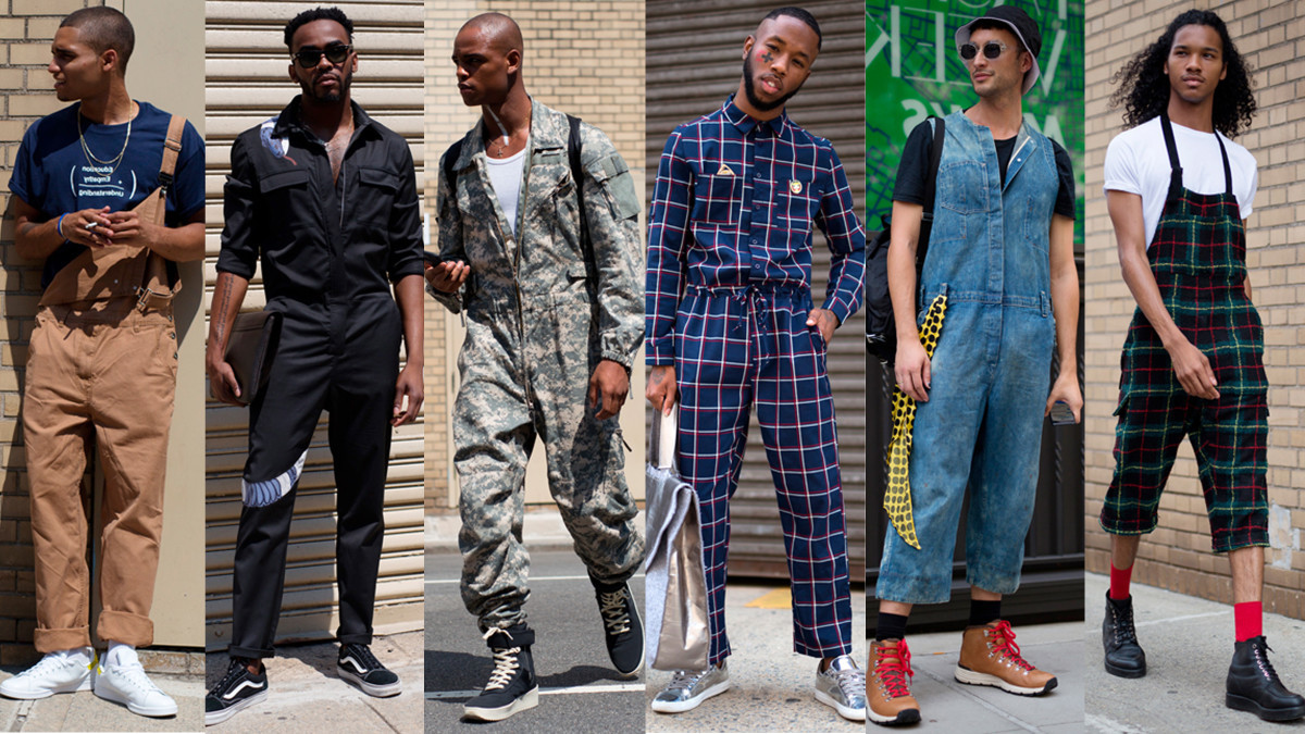 Männermode von London Fashion Week