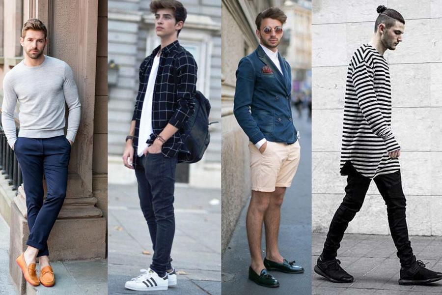 Männermode Trends 2018