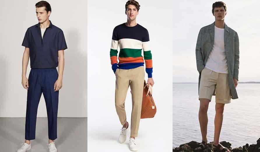 Männermode - Casual Outfits