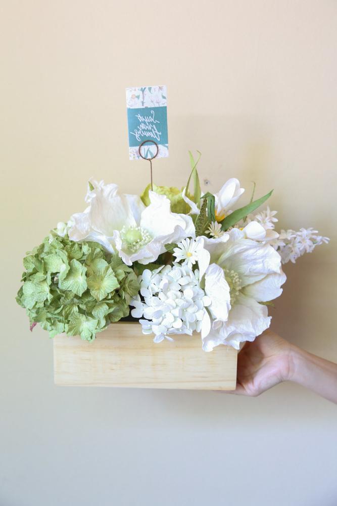 Schöne Bastelideen für Papierblumen