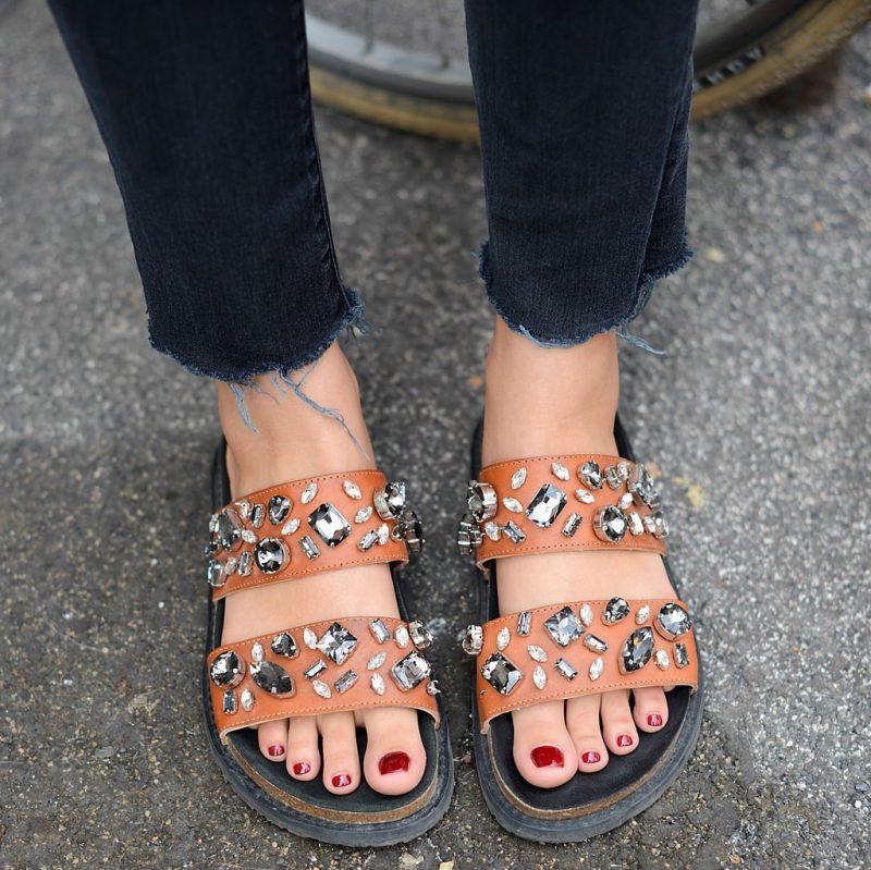 Die perfekte Pediküre für Ihren perfekten Sandalen Look