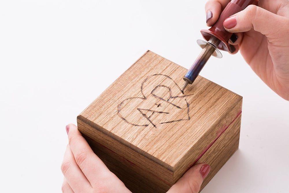 DIY Foto Schachtel basteln: Schenken Sie eine Box, die mit Liebe gefüllt ist