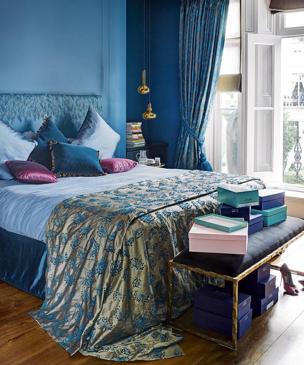 Schlafzimmer Deko wiederspiegelt Ihre Persönlichkeit