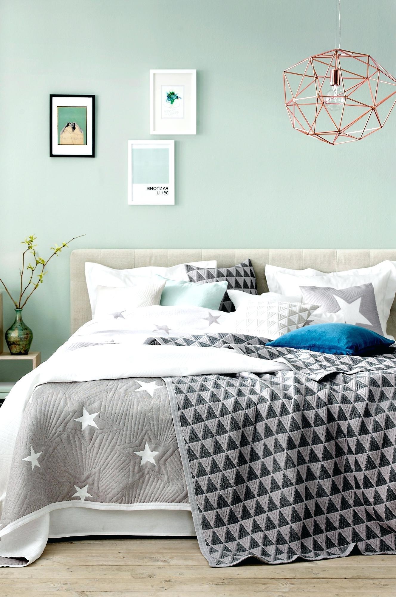 Farbgestaltung: Die Farbe als Herz des Schlafzimmers