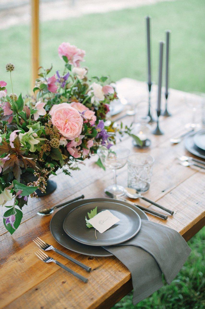 Bestecktasche falten - Servietten Hochzeit