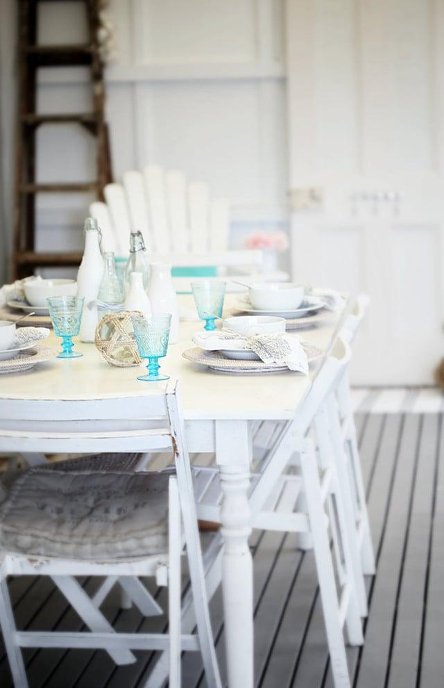 Mediterrane Möbel für die Terrasse: Accessoires