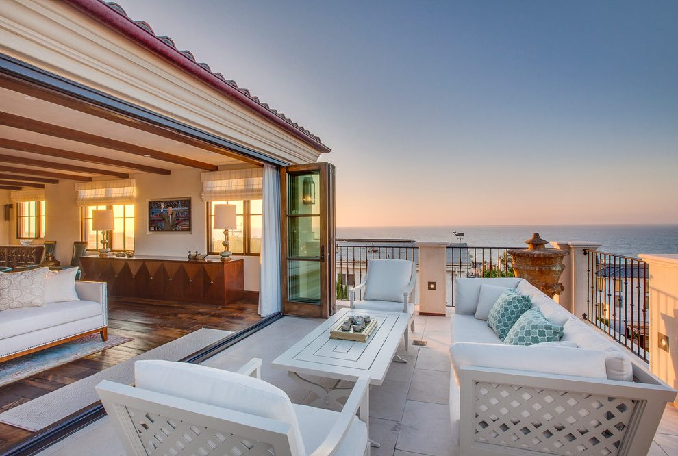 Mediterran Stil beim Terrasse Gestalten