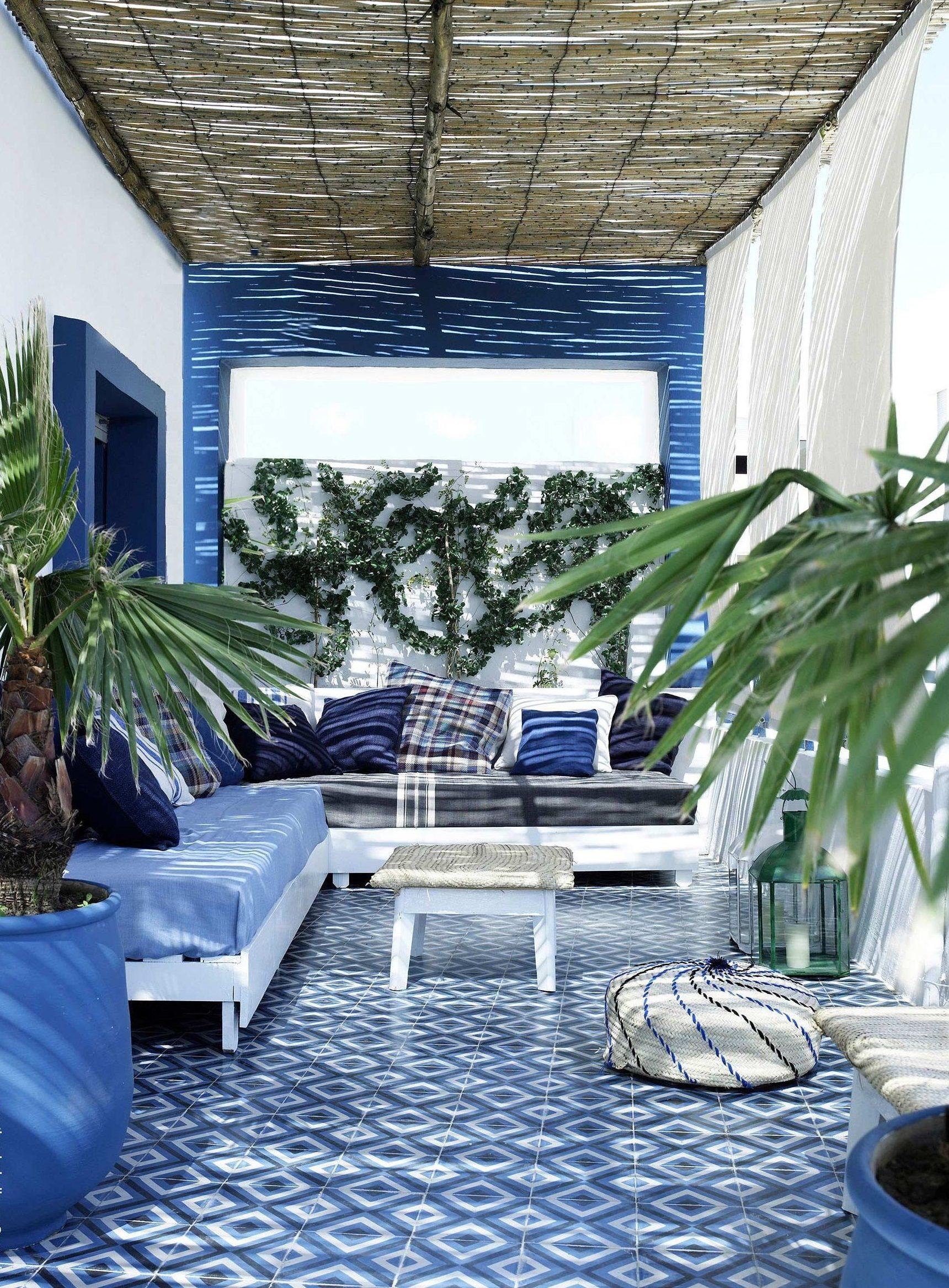 Welche mediterrane Möbel passen dazu