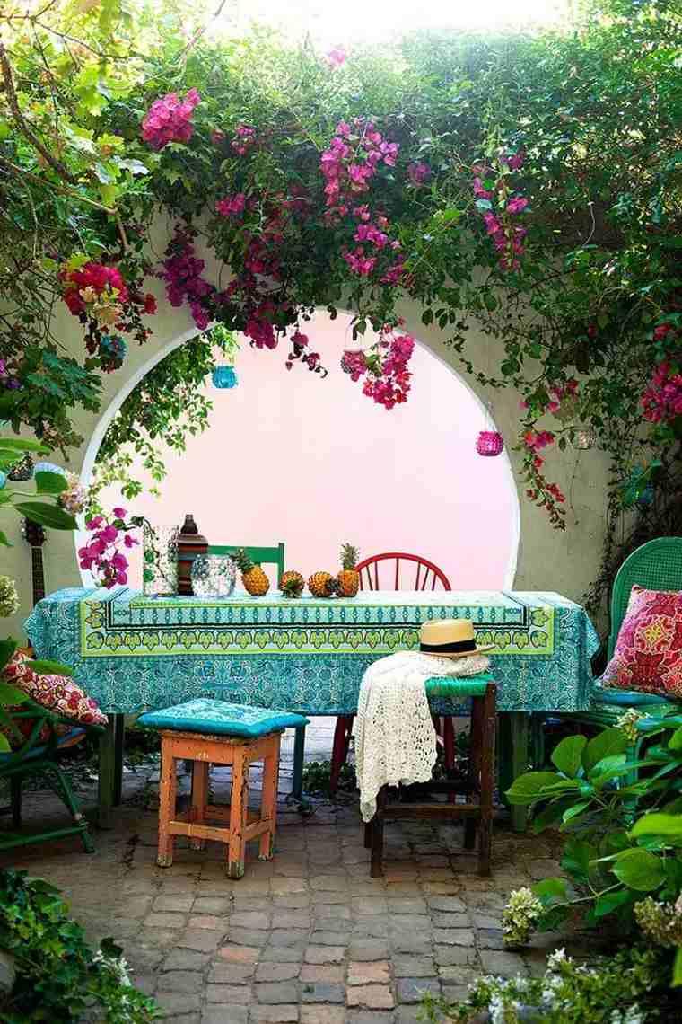 Terrassengestltung mediterran: Die beste Bepflanzung ist mit Oleander