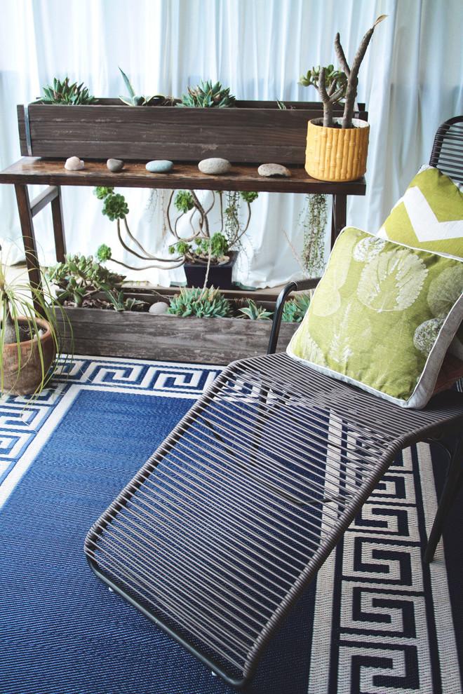 Wunderschöne Ideen für kleine Terrasse gestalten