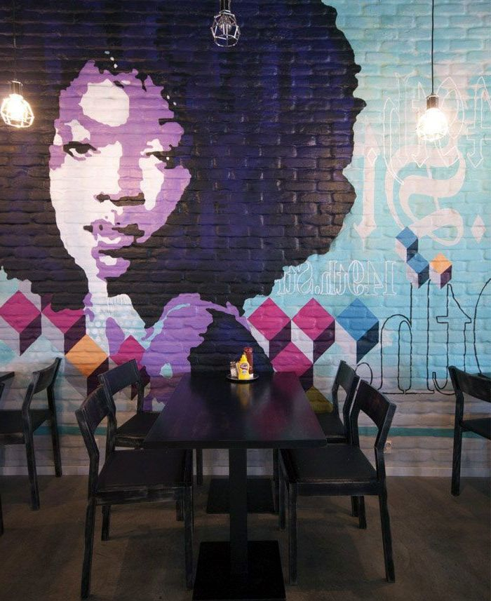 Boho Stil im Zuhause: Wandgestaltung Ideen mit Graffiti