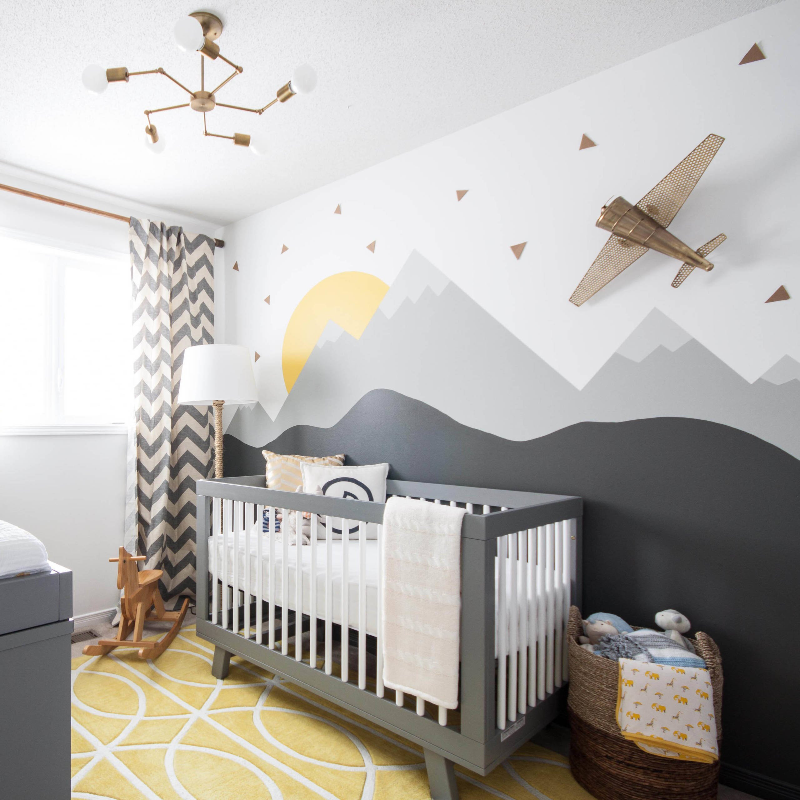 #2 Idee für Wandgestaltung Schlafzimmer: Fliege auf den Flügeln der Fantasie