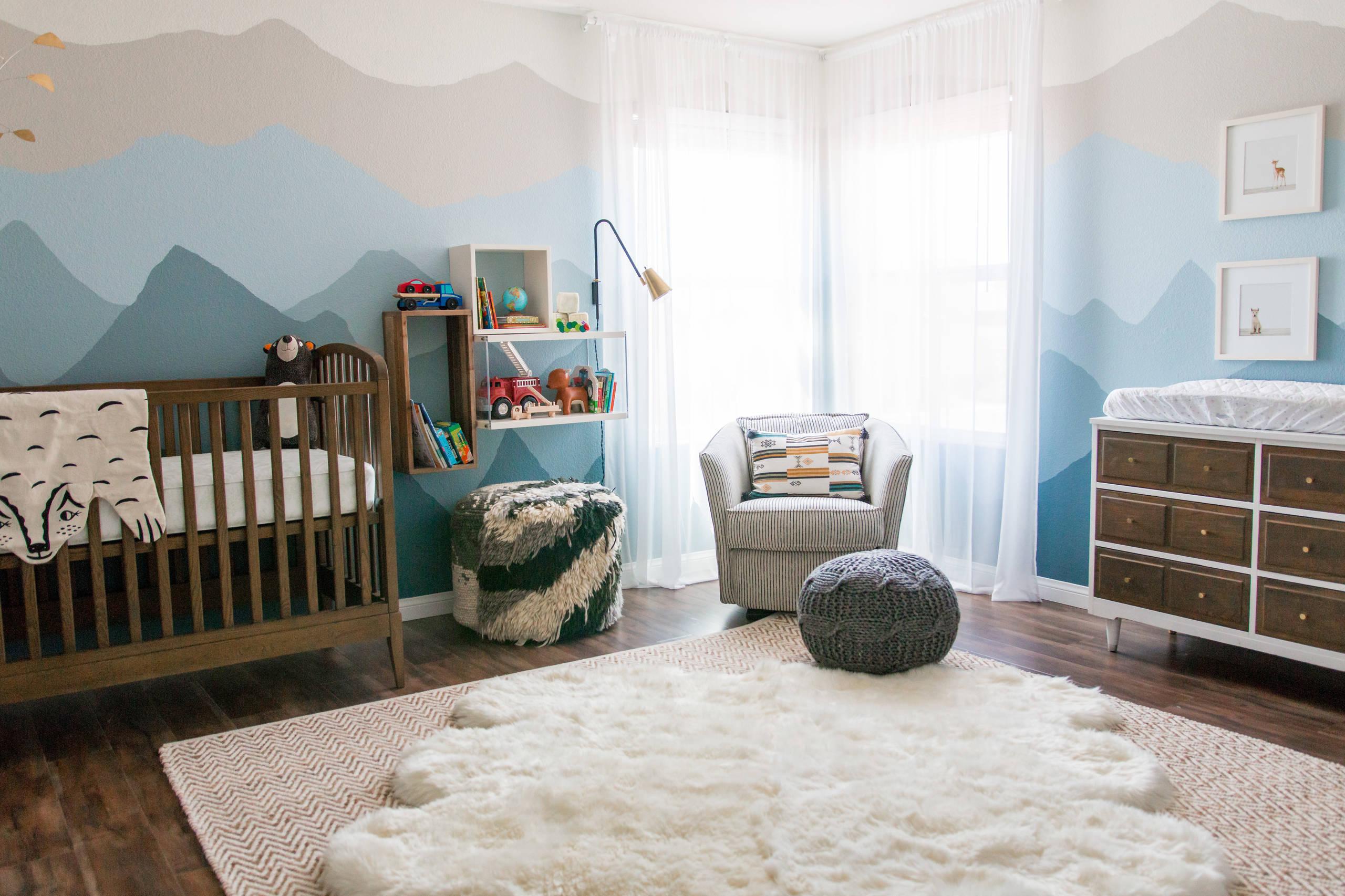 #8 Idee für WandgestaltungSchlafzimmer: Bezwingejede Berge
