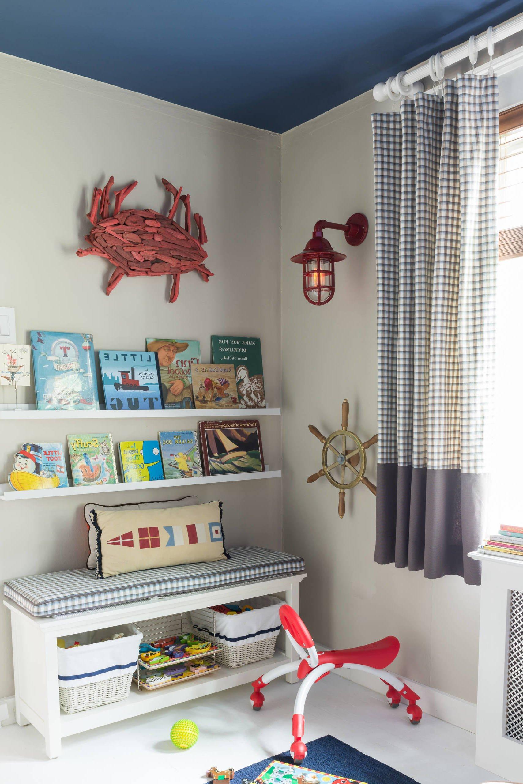 Kinderzimmer Wandgestaltung Ideen selber machen