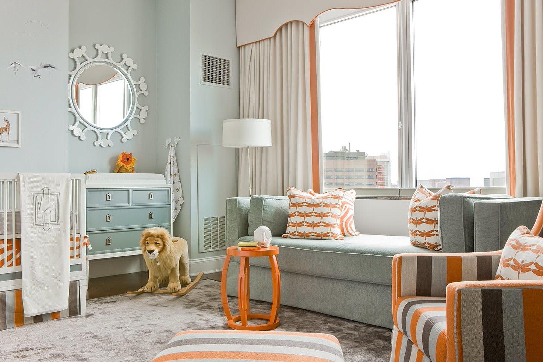 Kinder Schlafzimmer Farben: Welche Farbpalette sollen Sie für ein quengelldes Kind wählen?