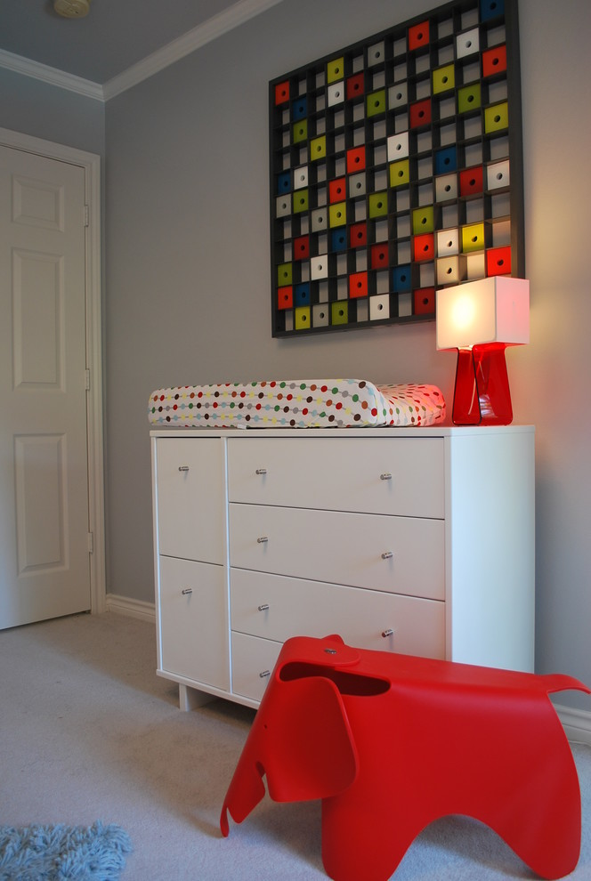 Tolle Wandgestaltung Ideen für Kinderzimmer