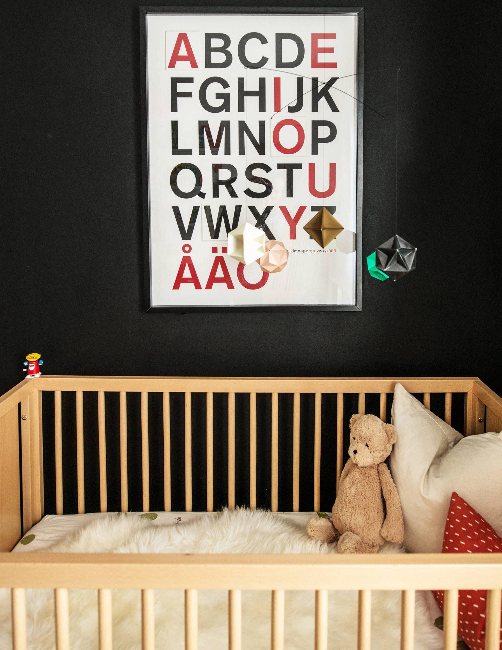 Bedeutung der Kinder Schlafzimmer Wandfarbe