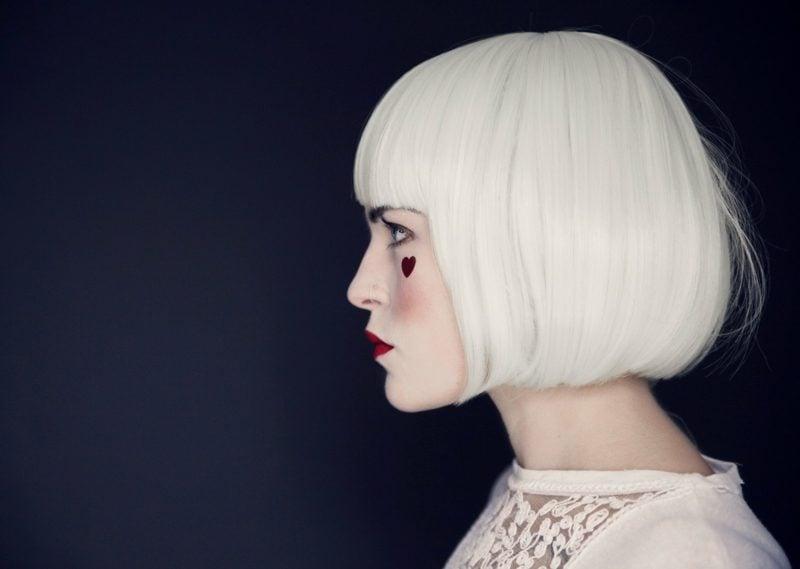 Haare weiβ färben hilfreiche Tipps