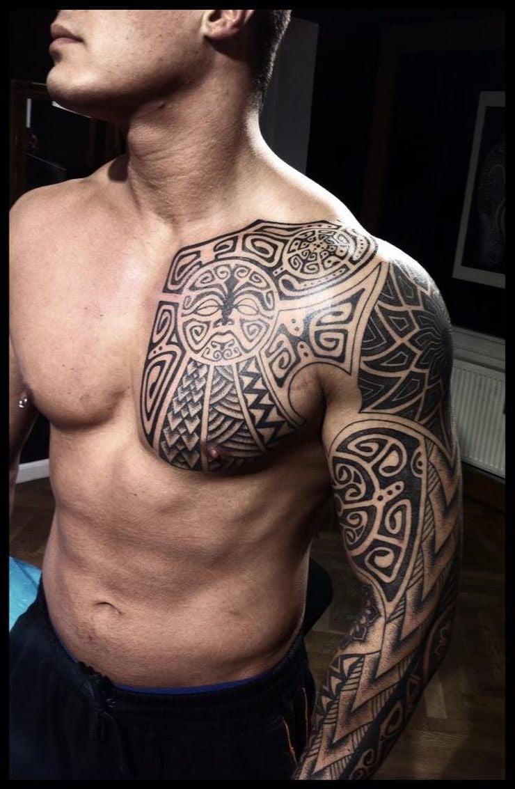 Wikinger Symbole Tattoos