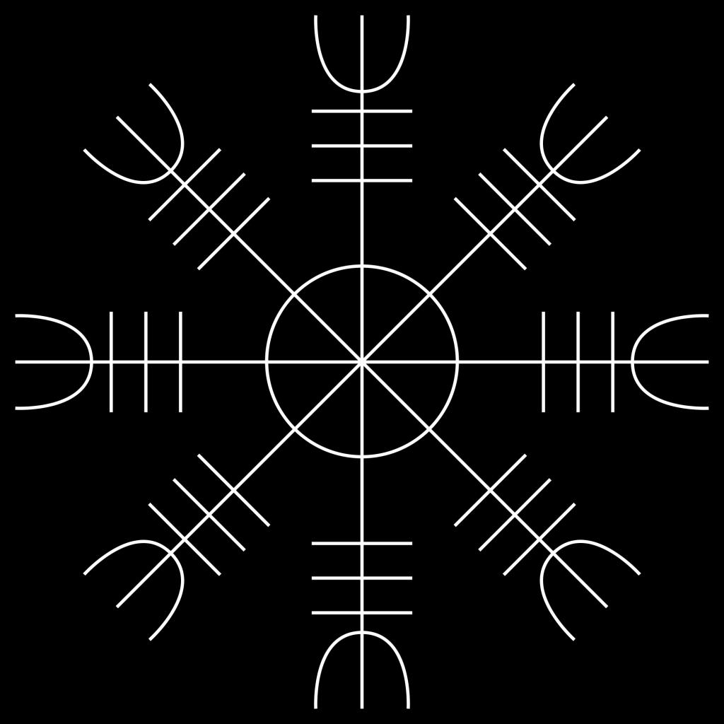 50 Wikinger Tattoo Ideen Nordische Symbole