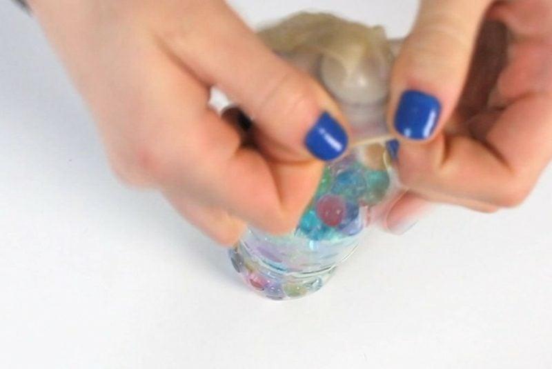 Antistressball selber machen DIY Anleitung